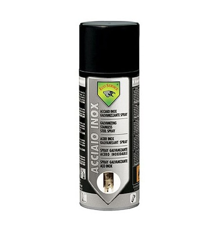 ACERO INOXIDABLE, SPRAY