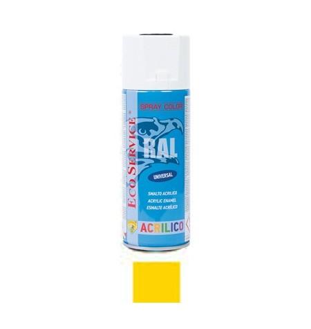 Ral 1023 amarillo tr fico pinspr00008 pintura acrilica - Pintura acrilica spray ...