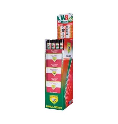 W8 Pall Box (120 pz)