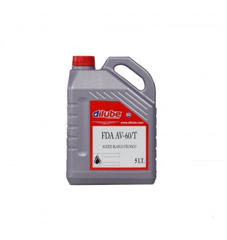ACEITE BLANCO FDA AV-60/T 5LT