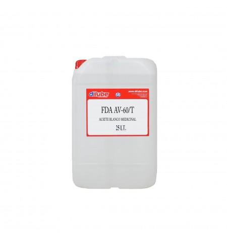 ACEITE BLANCO FDA AV 60 T