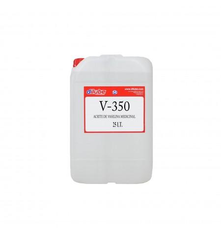 ACEITE DE VASELINA V 350 25LT